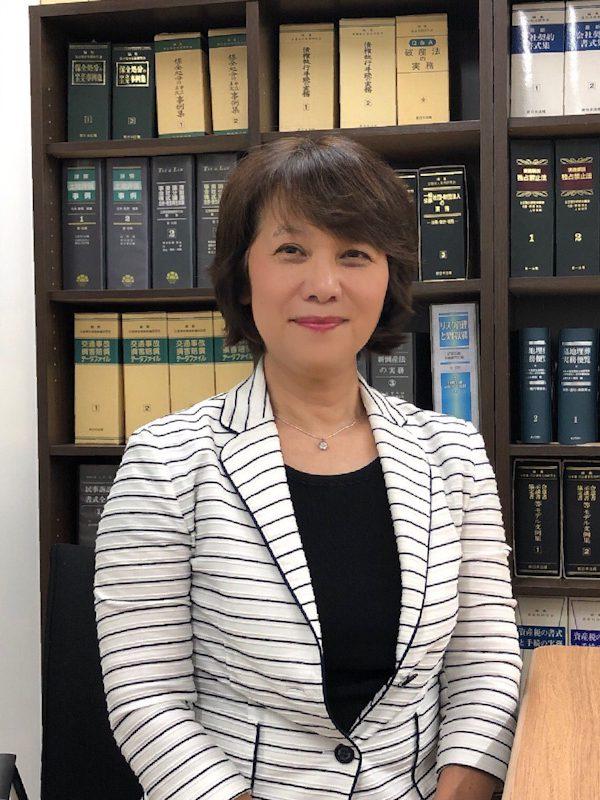 森  葉 子(Jr.パートナー弁護士)