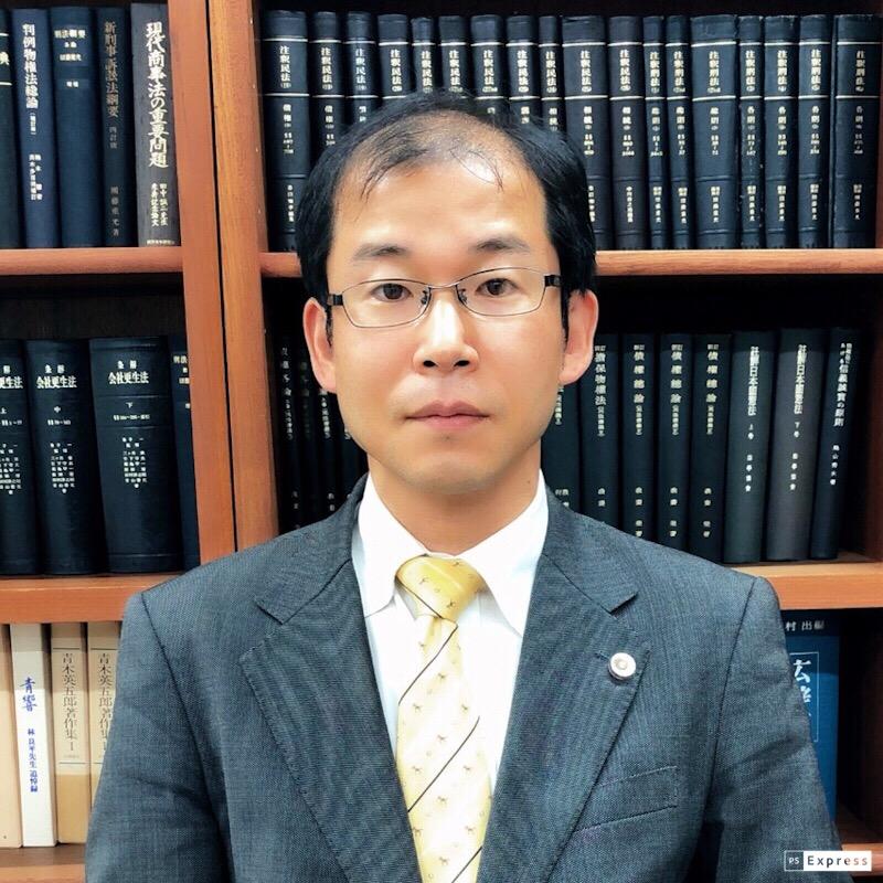 石部  享士(Jr.パートナー弁護士)